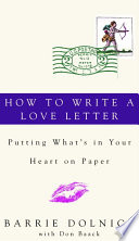 How to Write a Love Letter Book