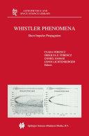 Whistler Phenomena [Pdf/ePub] eBook