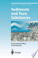 Sediments and Toxic Substances