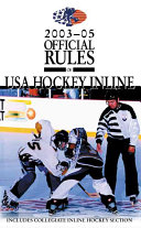 The Official Rules of USA Hockey Inline