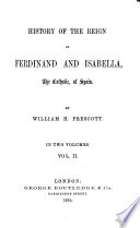History Of The Reign Of Ferdinand And Isabella The Catholic Of Spain Book PDF