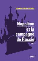 Pdf Napoléon et la campagne de Russie Telecharger
