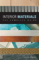 Interior Materials   Surfaces
