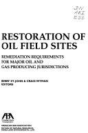 Restoration of Oil Field Sites