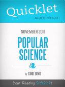 Quicklet on Popular Science November 2011