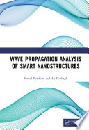 Wave Propagation Analysis of Smart Nanostructures Book