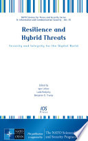 Resilience and Hybrid Threats