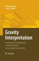 Pdf Gravity Interpretation Telecharger