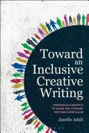 Toward an Inclusive Creative Writing
