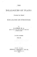 Gorgias. Philebus. Parmenides. Theaetetus. Sophist. Statesman