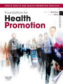 Foundations For Health Promotion E Book Book PDF