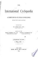 The International Cyclopaedia Book PDF