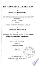 Encyclopaedia Americana Book PDF