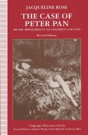 The Case of Peter Pan
