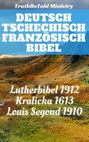 Deutsch Tschechisch Französisch Bibel