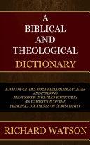 A Dictionary of Christ and the Gospels [Pdf/ePub] eBook
