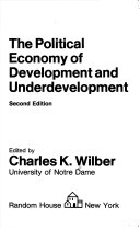 The Political Economy Of Development And Underdevelopment