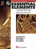 Essential Elements 2000 Book