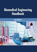 Biomedical Engineering Handbook Book PDF