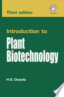 Introduction to Plant Biotechnology (3/e)