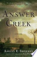 Answer Creek Book PDF