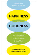 Happiness and Goodness Pdf/ePub eBook