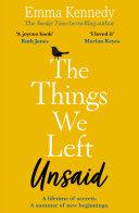 The Things We Left Unsaid Pdf/ePub eBook