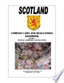 Scotland Company Laws and Regulations Handbook