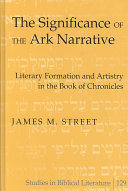 The Significance of the Ark Narrative