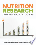 """""""Nutrition Research"""" by Drummond, Alison Murphy-Reyes"""