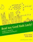 Read Any Good Math Lately