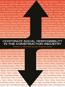 Pdf Corporate Social Responsibility in the Construction Industry