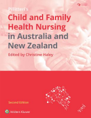 Child and Family Health Nursing in Australia and New Zealand