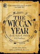 Pdf The Provenance Press Guide to the Wiccan Year Telecharger
