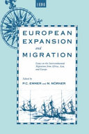 European expansion and migration