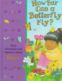 How Far Can A Butterfly Fly  Book PDF