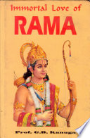 Immortal Love of Rama Book