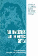 Fuel Homeostasis and the Nervous System Book