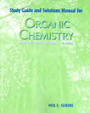 Organic Chemistry Study Guide with Solutions Manual