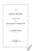 The Lady S Oracle Book PDF