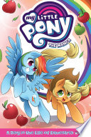 My Little Pony  The Manga A Day in the Life of Equestria Vol  3 Book PDF