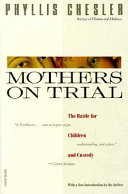 Mothers on Trial Book