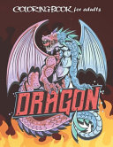 Dragon Coloring Book For Adult