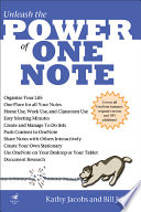 Unleash the Power of One Note Book