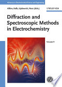 Diffraction and Spectroscopic Methods in Electrochemistry Book