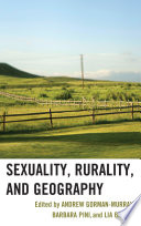 Sexuality Rurality And Geography