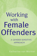 Working with Female Offenders