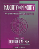 Majority and Minority