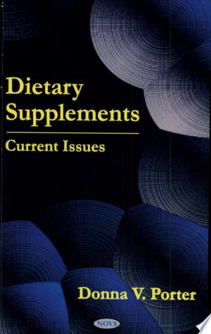 Download Dietary Supplements Books - RDFBooks