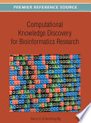 Computational Knowledge Discovery for Bioinformatics Research Book